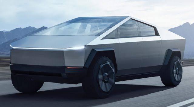 2021 Tesla Cybertruck Tasarımıyla Tüm Dikkatleri Üzerine Çekti!
