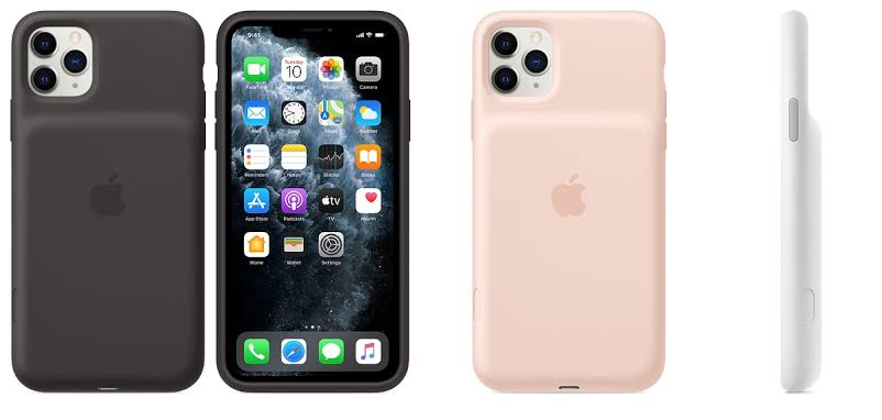 iPhone 11'lere Smart Battery Case Geliyor!