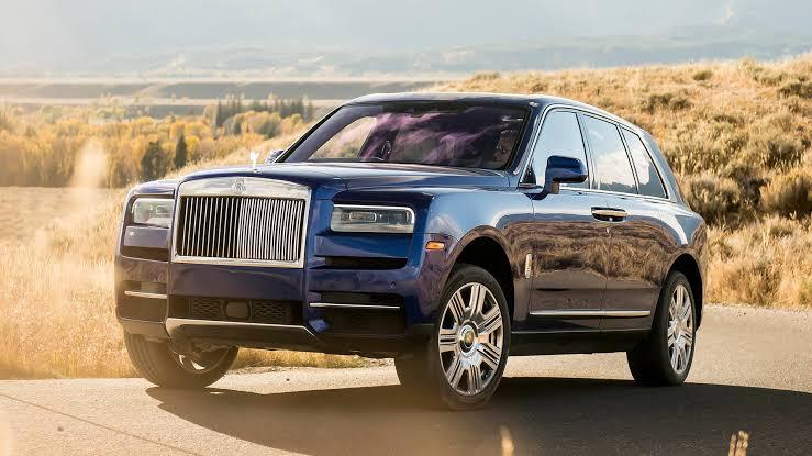 Rolls Royce Cullinan Test Sürüşü