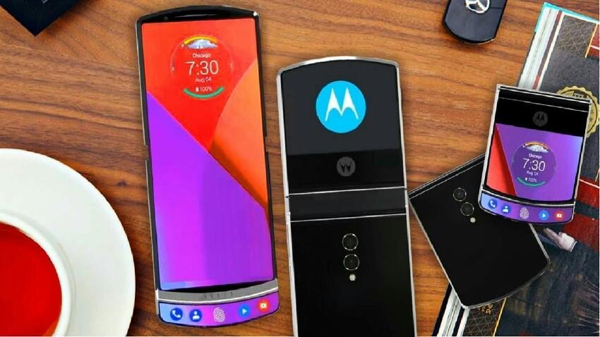 Motorola RAZR 2 Gümbür Gümbür Geliyor