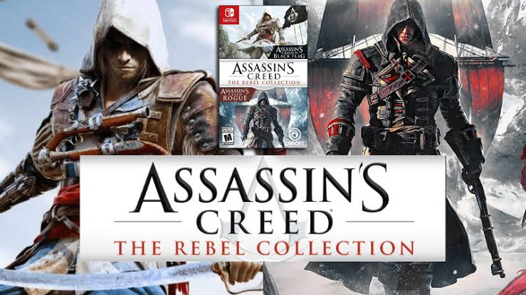 Assassin's Creed: The Rebel Collection Trailer'ı Yayınlandı!