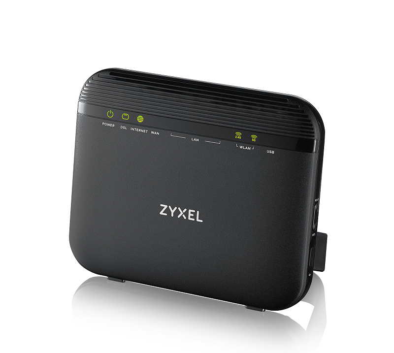 Zyxel modem ara fotoğraf