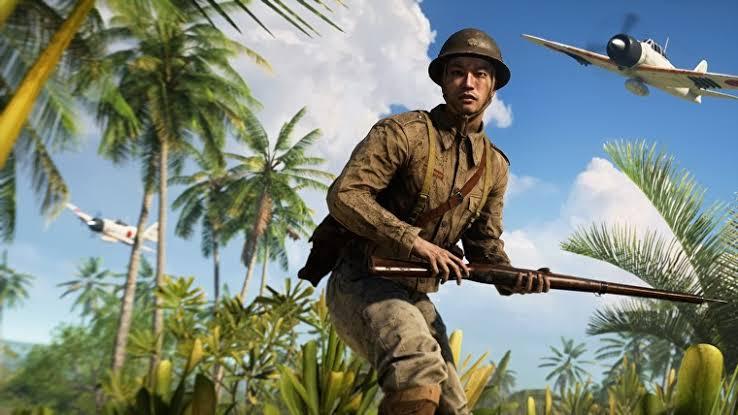 Battlefield V-Wake Island Trailer'ı Yayınlandı!
