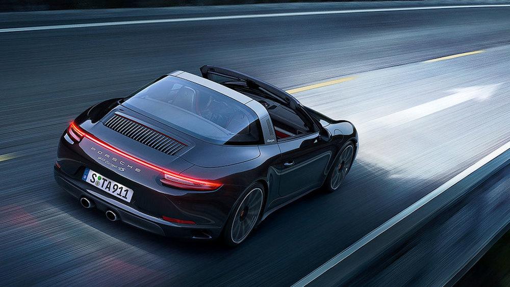 Porsche 911 Targa ile Test Sürüşü!