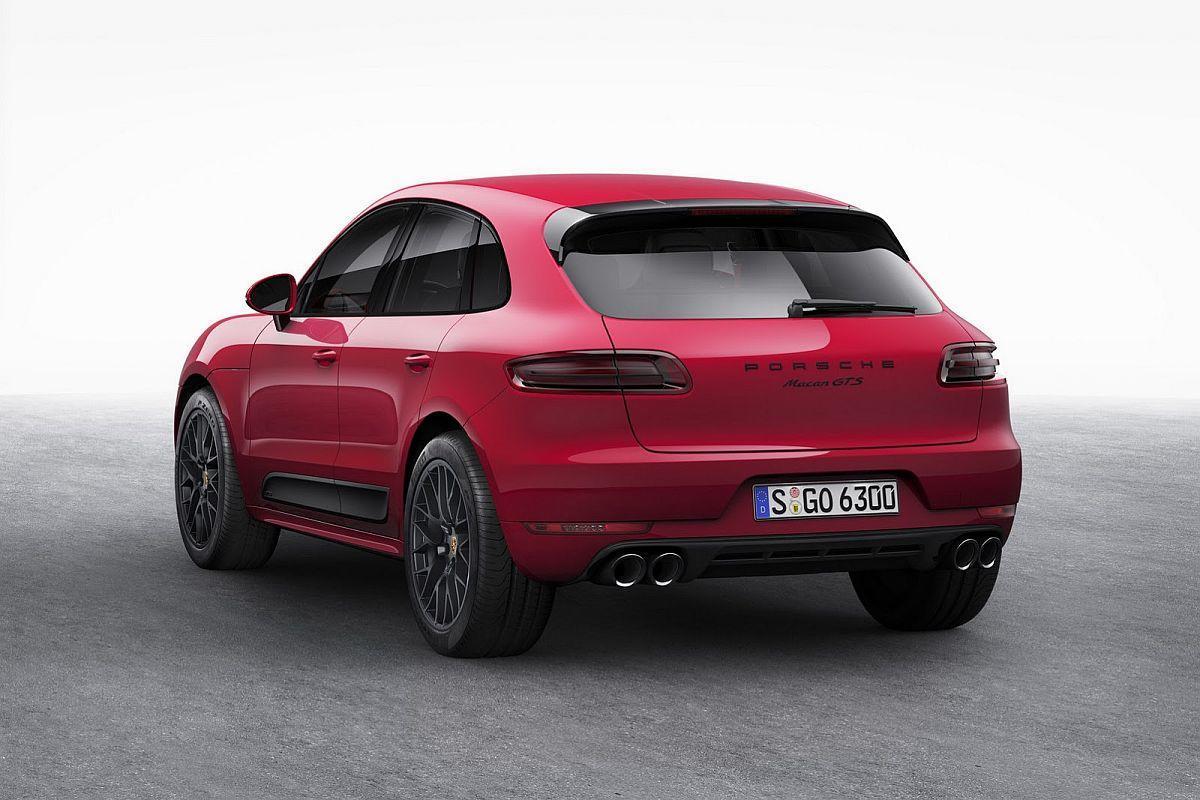 2020 Porsche Macan GTS Tanıtıldı!