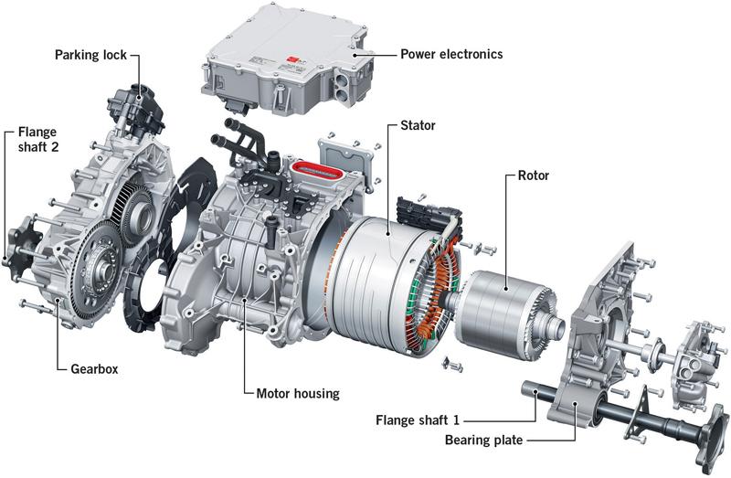 Elektrikli Audi e-Tron'un Motoru Nasıl Üretiliyor?