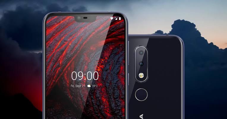 Nokia 6.1 Plus Kutu Açılışı