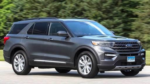 2020 Ford Explorer ile Test Sürüşü!
