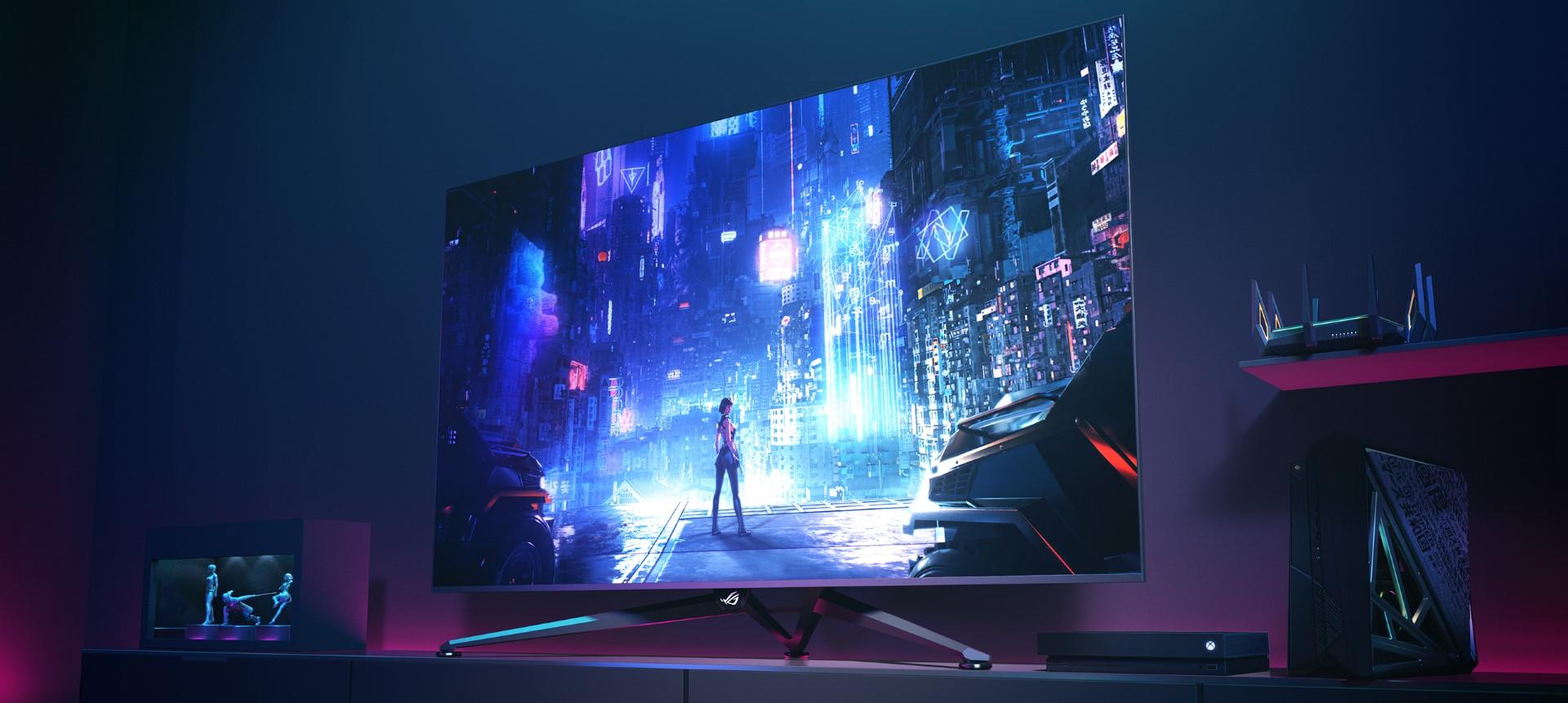 Asus İki Yeni Gaming Monitörü Duyurdu