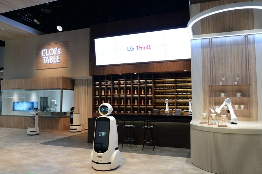 LG CES 2020'de Yapay Zeka Teknolojilerini Tanıtıyor