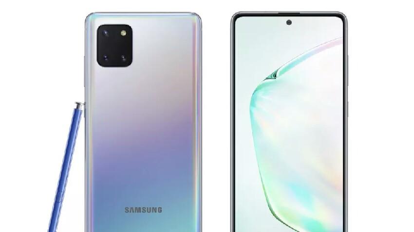 Samsung Galaxy S10 Lite ve Galaxy Note 10 Lite Geliyor