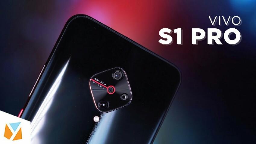Vivo S1Pro Piyasaya Sürüldü