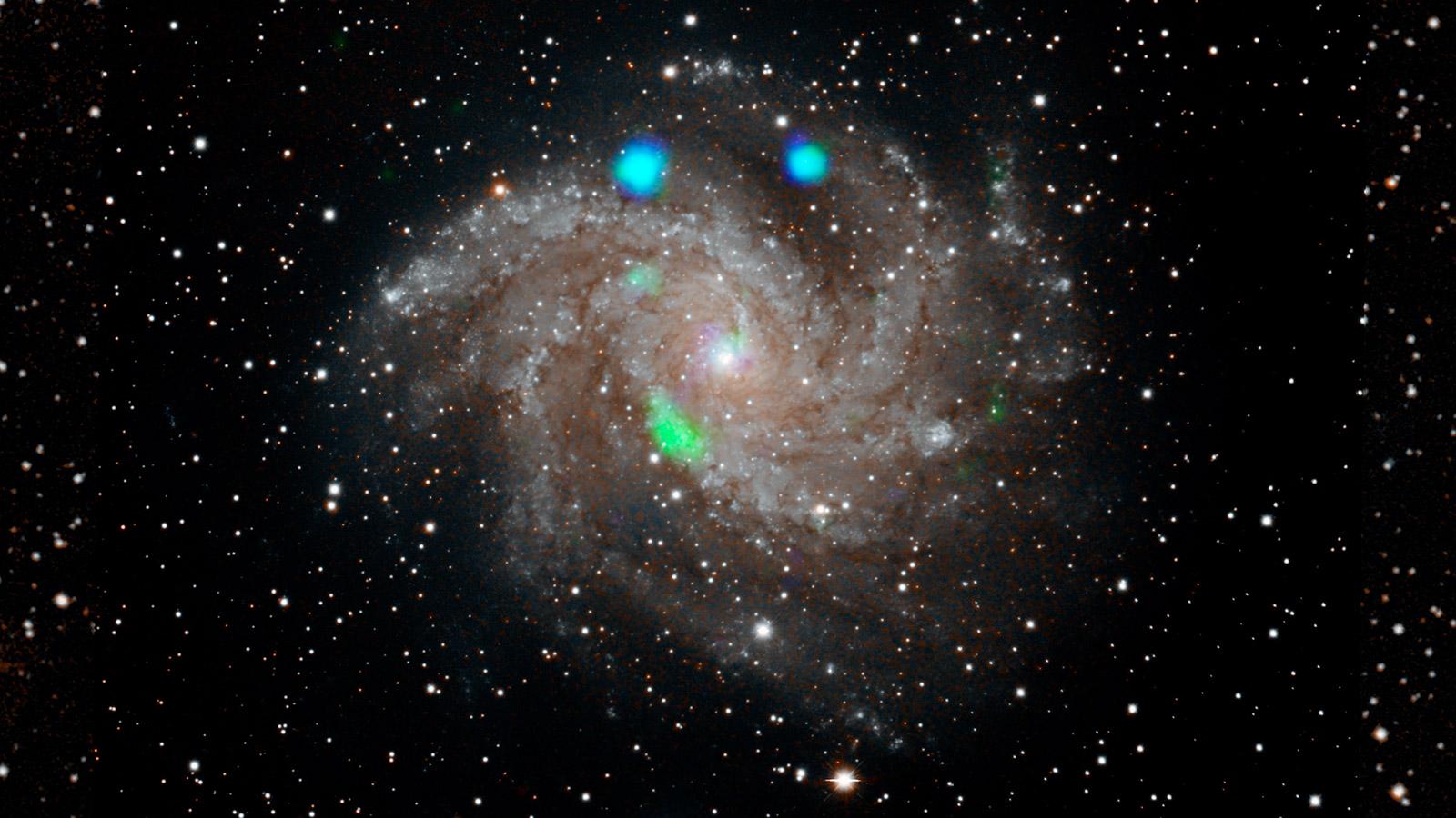 Samanyolu Galaksisi yeni bir keşif