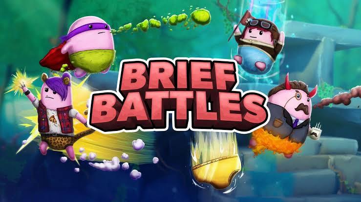 Nintendo Switch için Brief Battles Trailer'ı Yayınlandı!