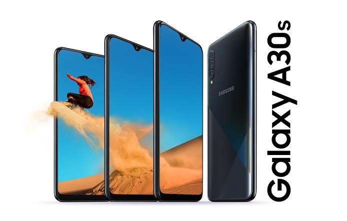 Samsung Galaxy A30s Parçalarına Ayrıldı!