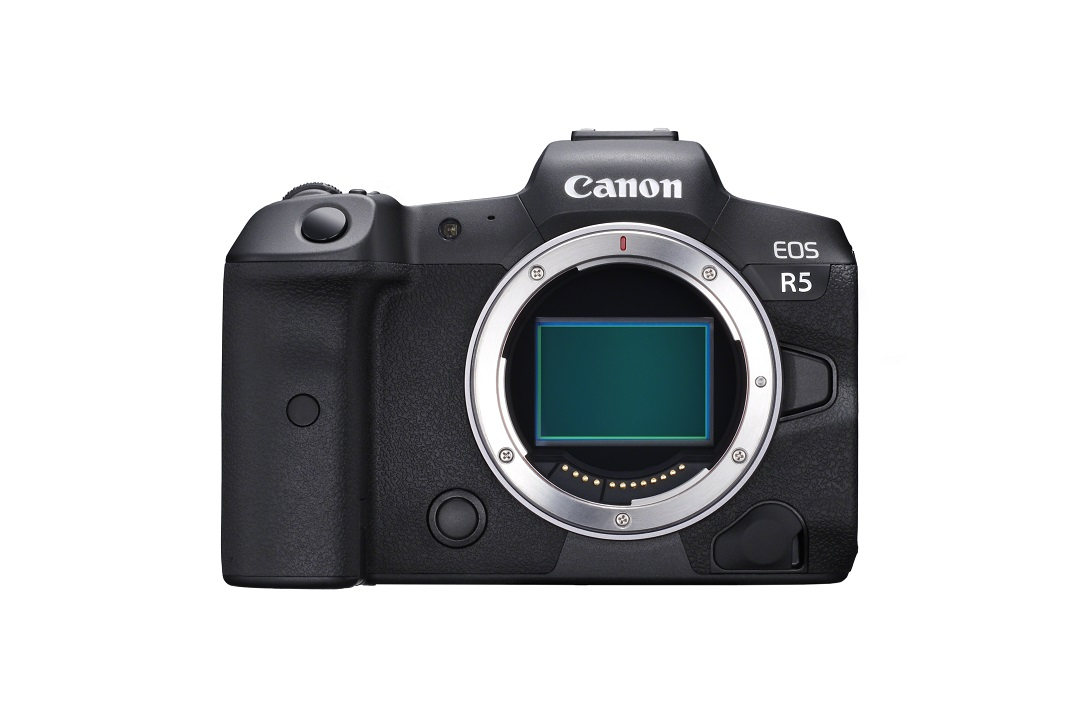 canon eos r5 8k lens aynası