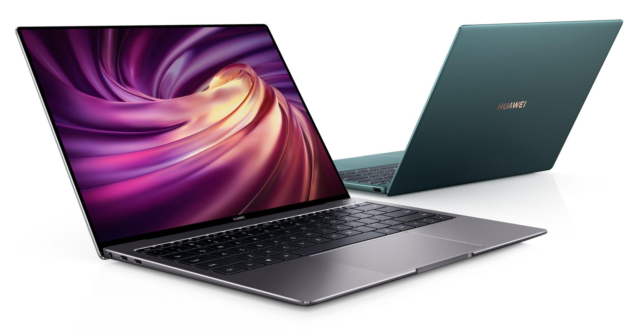 Huawei MateBook ve Mate İsimli Ultrabook'larını Duyurdu