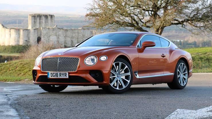 635 Beygirlik Bentley ile Test Sürüşü!