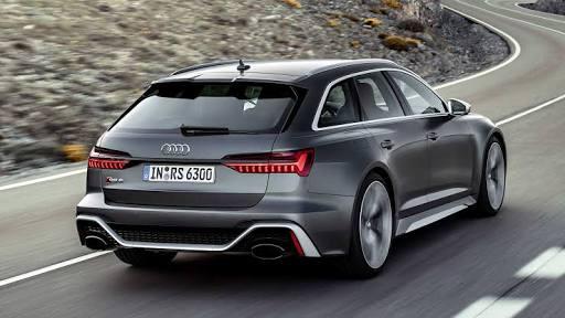 2020 Audi RS6 C8 Avant ile Test Sürüşü!