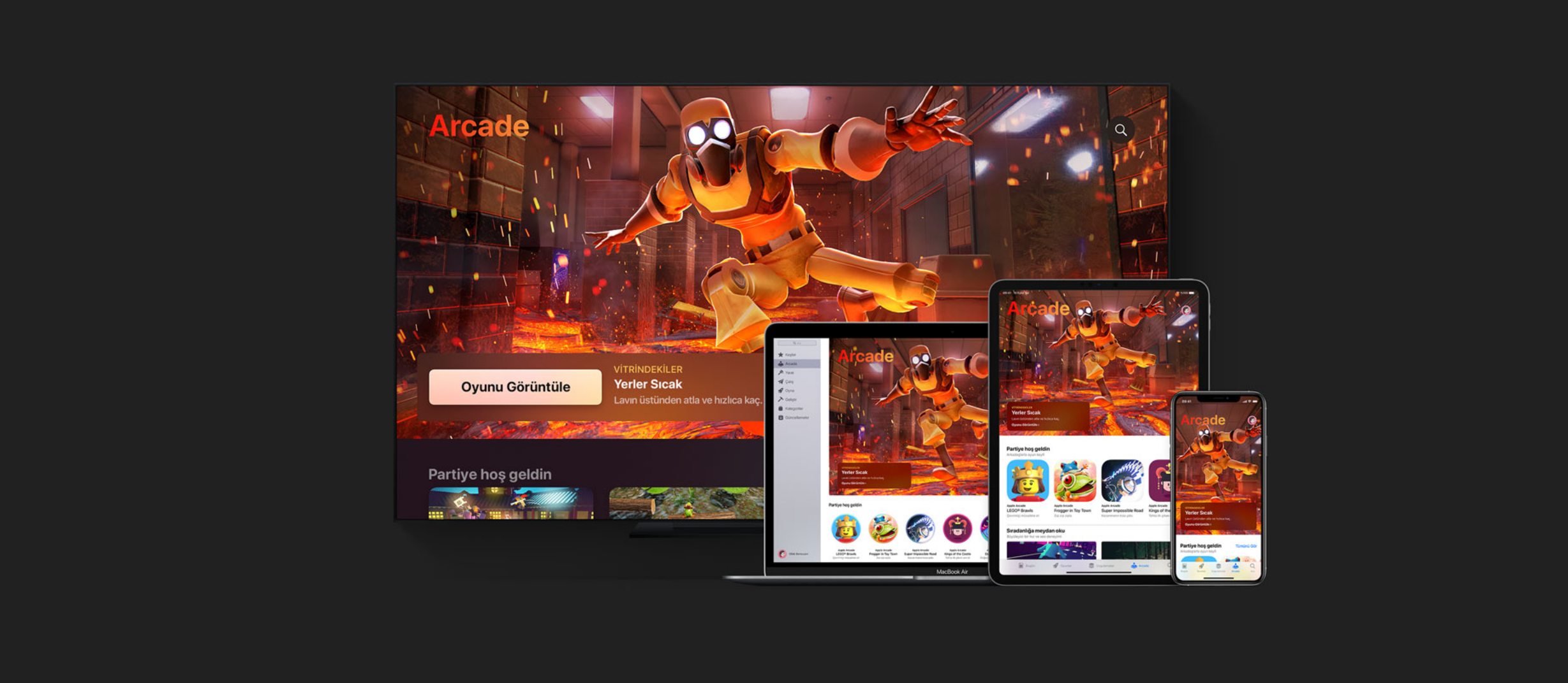 En İyi Apple Arcade Oyunları