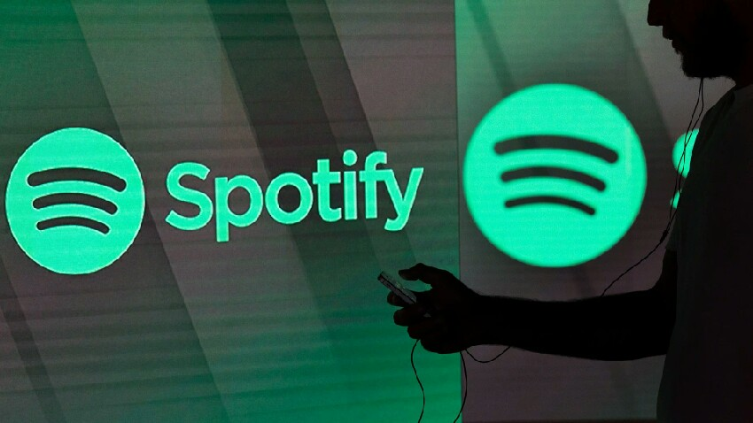 Spotify anket özelliği