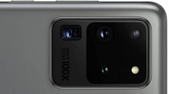 Galaxy S20 Ultra Parçalarına Ayrıldı!