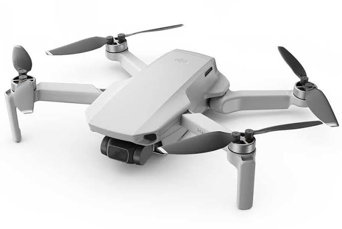 DJI Mavic Mini Drone Kutusundan Çıkıyor!