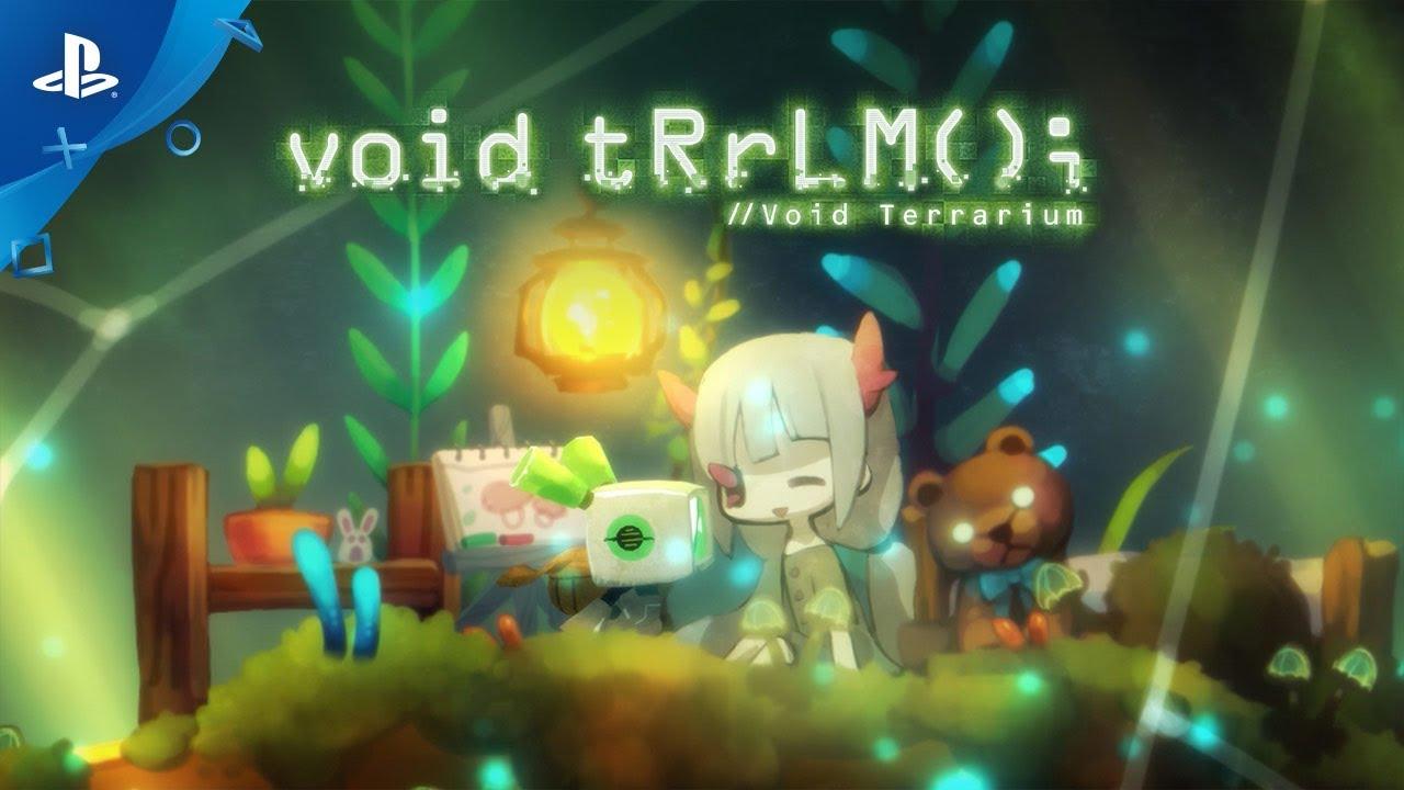 Void Terrarium Trailer'ı Paylaşıldı!