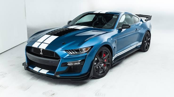 Ford Mustang ile Test Sürüşü