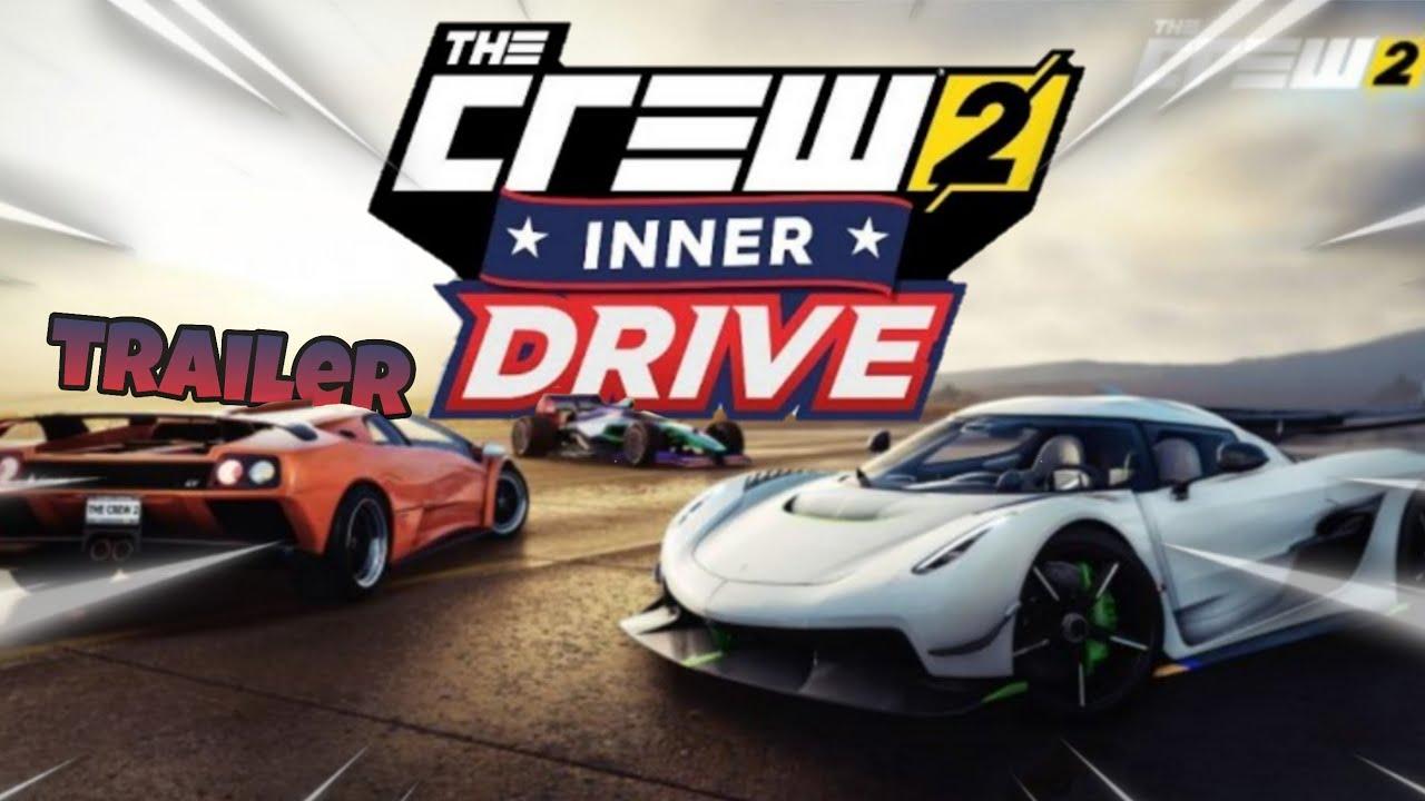 The Crew 2: Inner Drive Trailer'ı Yayında!