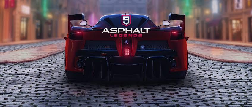 Asphalt 9 Legends Güncelleme Trailer'ı Yayınlandı!