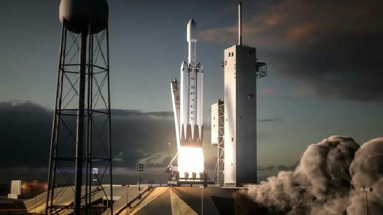 SpaceX uydu projesi