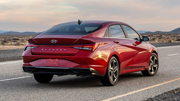 2021 Hyundai Elentra Göründü!