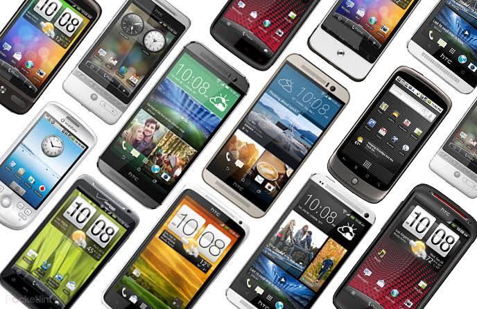 HTC Telefonların 18 Yıllık Evrimi