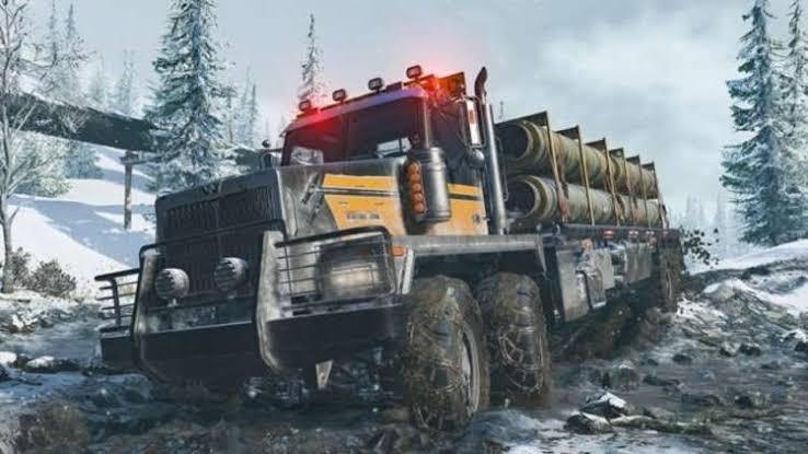 Snow Runner Trailer'ı Paylaşıldı!