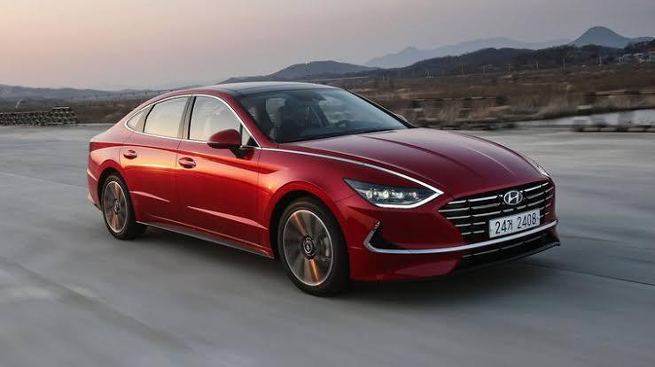2020 Hyundai Sonata Test Sürüşü