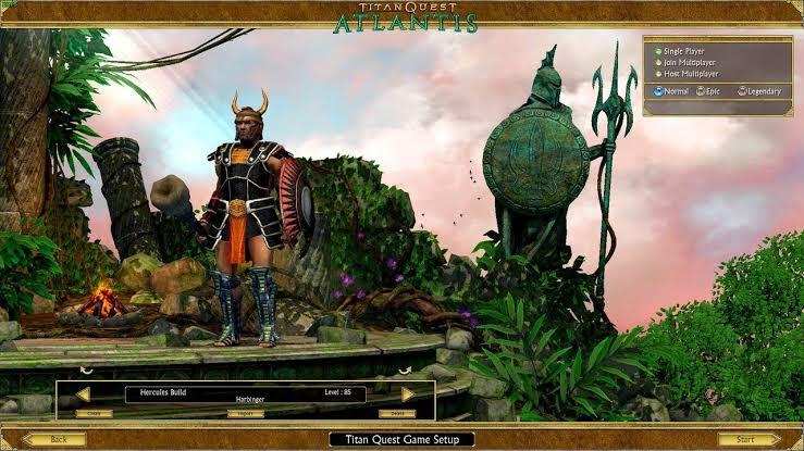 Titan Quest Atlantis Trailer'ı Paylaşıldı!
