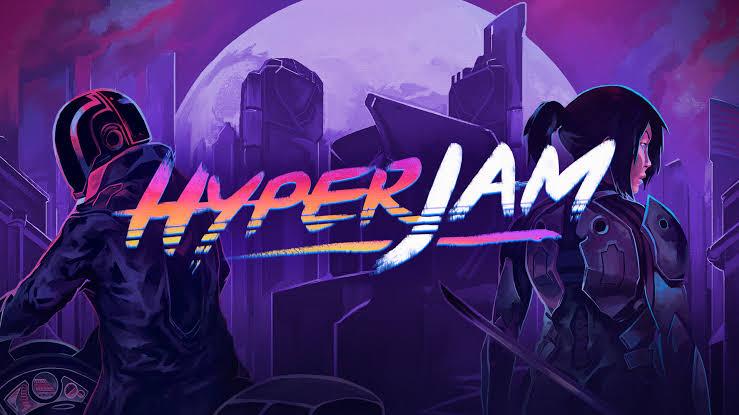 Nintendo Switch-Hyper Jam