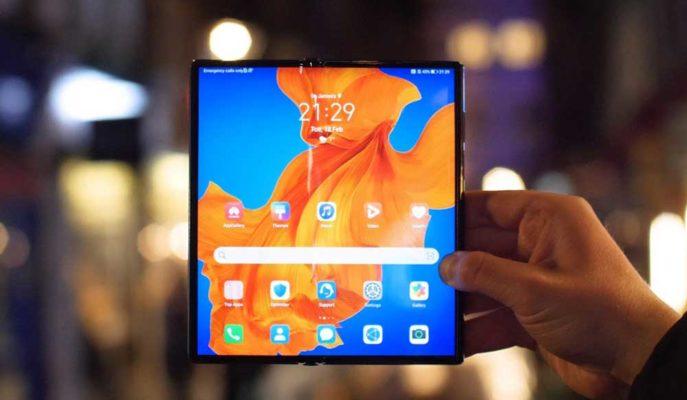 Huawei Katlanabilir Telefonu Mate Xs Türkiye'ye Geliyor!