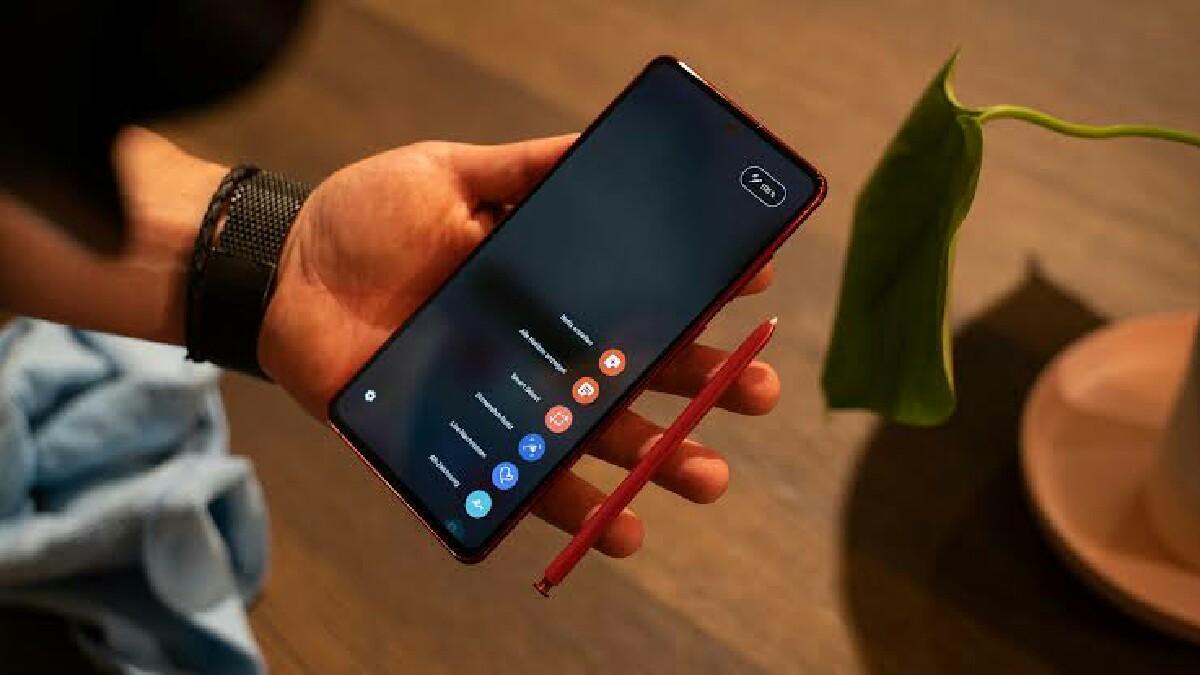 Samsung kutu içeriği