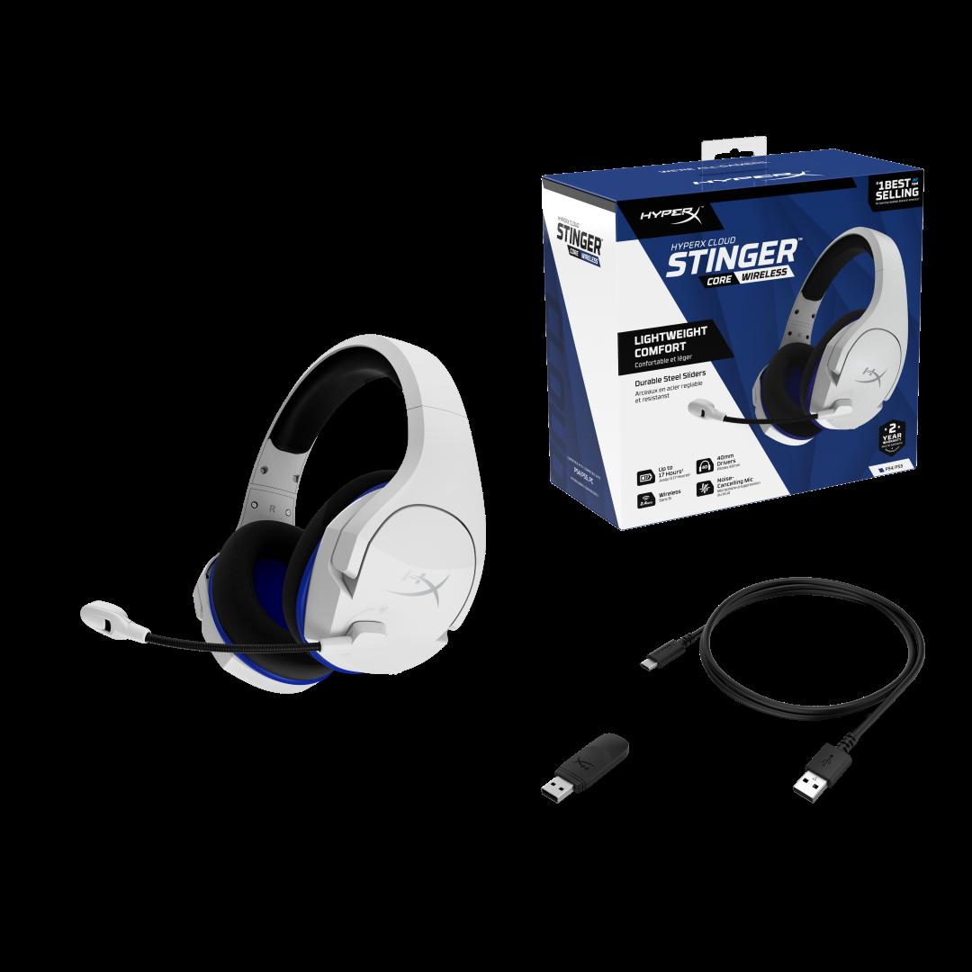 HyperX Cloud Stinger Core Kablosuz Oyun Kulaklığı Satışta!