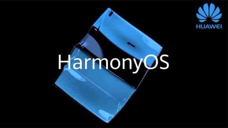 Huawei HarmonyOS akıllı telefon