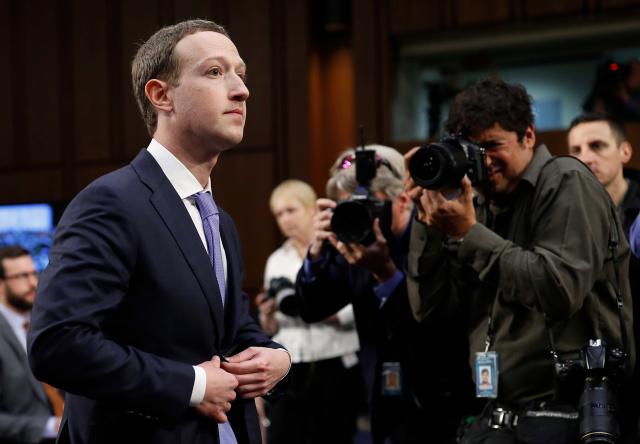 Mark Zuckerberg Apple hakkında