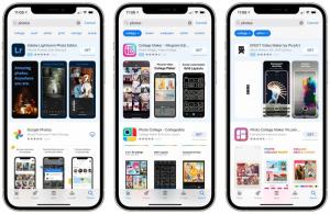 App Store için yeni etiketler