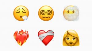 macOS Big Sur 11.3 yeni emojiler