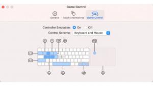 macOS Big Sur 11.3 iPhone ve iPad oyunları için klavye ve mouse desteği