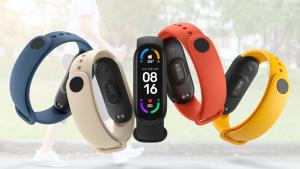 Xiaomi Mi Band 6 renkleri