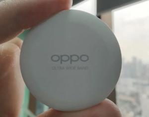 Sızan Oppo Smart Tag görüntüsü