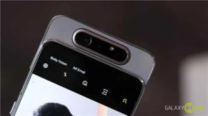 Samsung Galaxy A82 kamerası