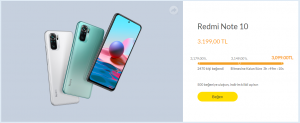 Xiaomi Türkiye resmi sitesi açıldı